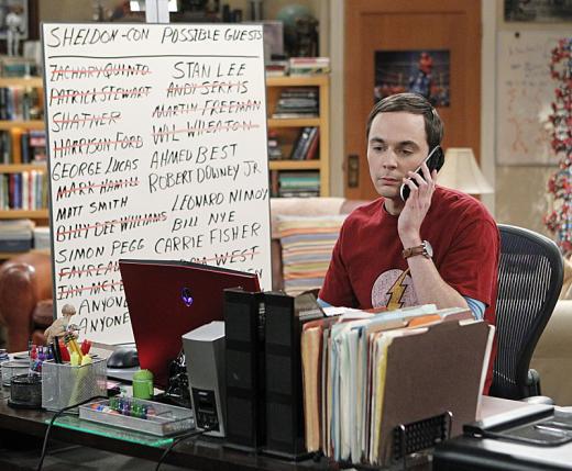 Sheldon Con