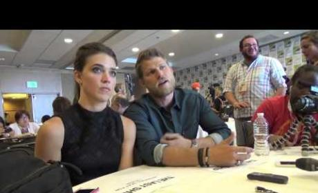 The Last Ship Comic-Con Interview, Part 2