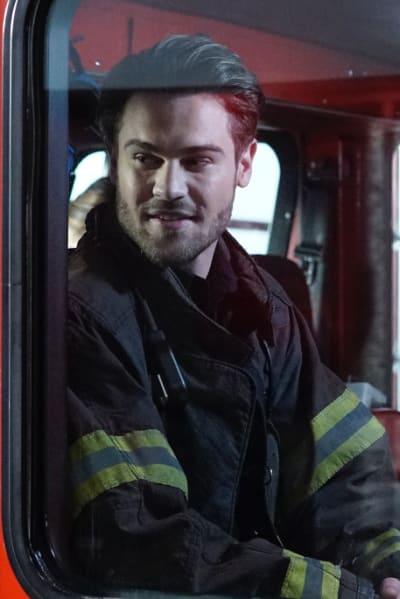 Jack looks - Station 19 Season 4 Episode 7