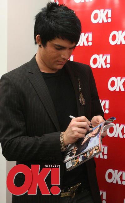 Perfecting His Signature