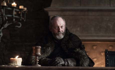 Liam Cunningham as Davos Seaworth - Game of Thrones
