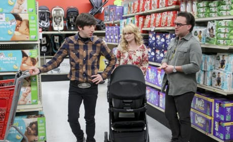 Some Advice from the Parents - The Big Bang Theory Season 10 Episode 19