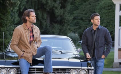 Supernatural Season 15 Episode 20 Review: Carry On