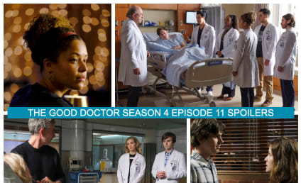 The Good Doctor Season 4 Episode 11 Spoilers: Glassman's Big Case