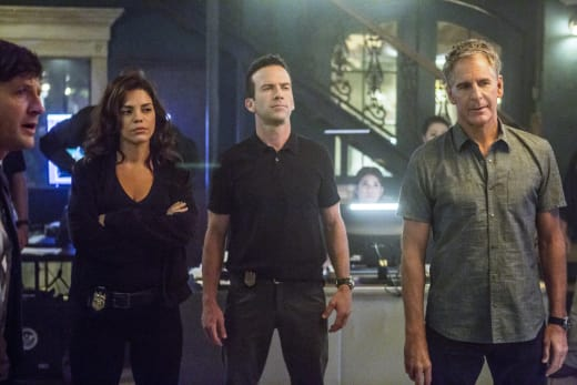 Under Scrutiny - NCIS: New Orleans