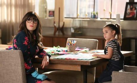 The Preschool Interview - New Girl