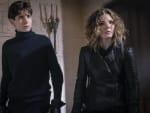 Working Together - Gotham Season 3 Episode 11