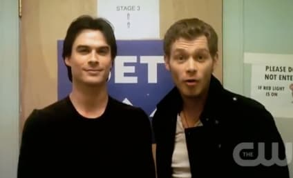 The Vampire Diaries Cast Campaigns for People Choice Award Votes