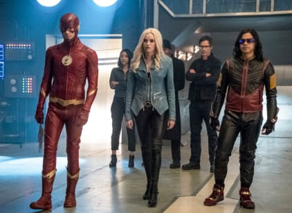 Watch The Flash Season 4 Episode 18 Online