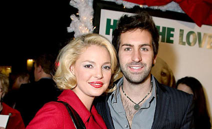 Katherine Heigl and Josh Kelley Attend Premiere