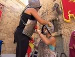 Polishing the Armor - The Amazing Race