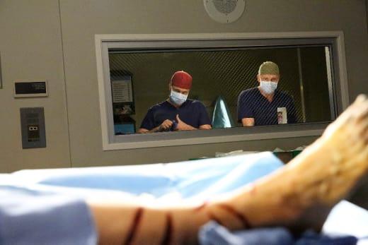 The Bros - Grey's Anatomy Season 13 Episode 12