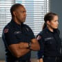 Concerned Underlings - Grey's Anatomy Season 15 Episode 23