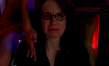 Liz Lemon at a Strip Club