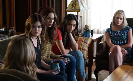 We Ain't Buying What You're Selling - Pretty Little Liars Season 6 Episode 8