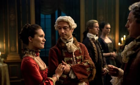 Good Friend, Bad People - Outlander Season 2 Episode 4