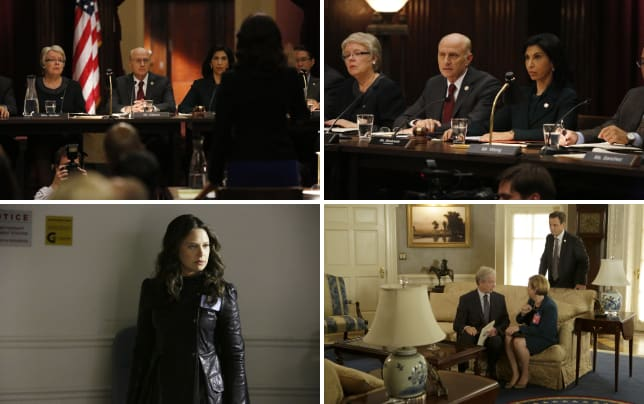 Mellie testifies scandal season 5 episode 6