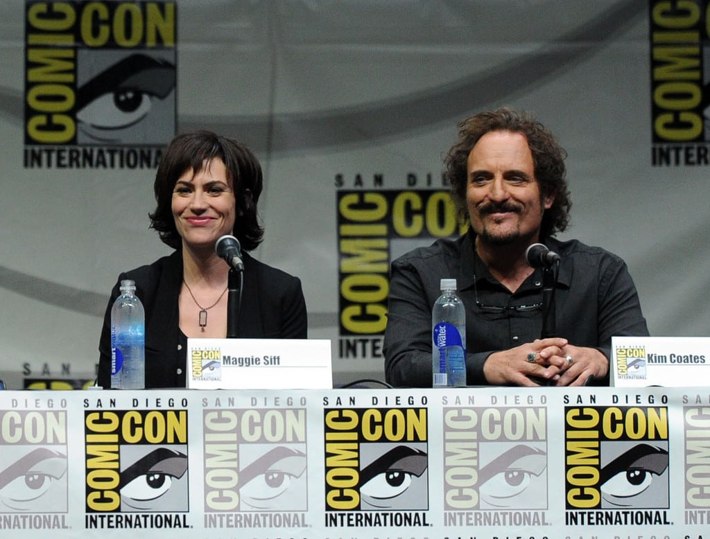 Sons of anarchy comic con tv fanatic sons of anarchy at comic con new vice president new jax kristyandbryce Choice Image