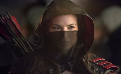 Arrow Photo Preview: Battling the Assassins