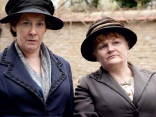 Downton Abbey Season 3 Scene