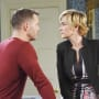 Brady and Eve Reunite - Days of Our Lives
