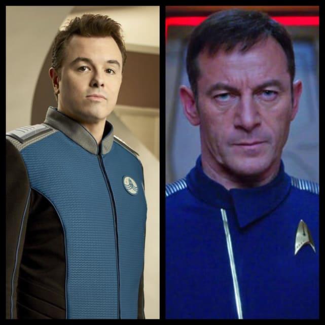 Captains: Mercer vs. Lorca