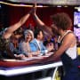 High Fives All Around! - Dancing With the Stars Season 20 Episode 2