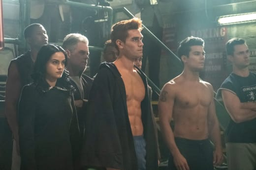 Challenger - Riverdale Season 3 Episode 18
