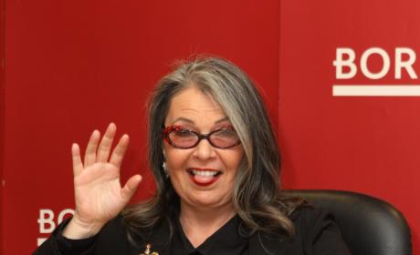 Do you wanna Roseanne Barr back on TV?