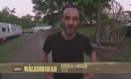 The Walking Dead Season 3: A Day on Set