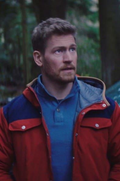 Evan Hartley in Woods - Kung Fu Season 1 Episode 9