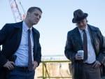 Gordon and Bullock on the Job - Gotham