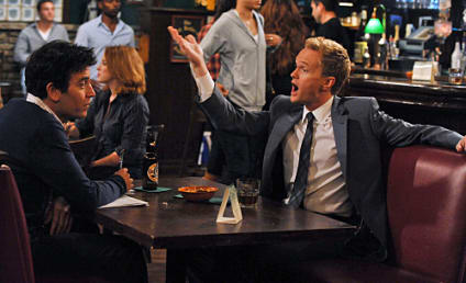 "How I Met Your Mother Season 6 Premiere Pics: ""Big Days"""