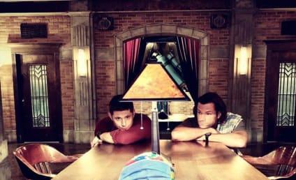 Jensen Ackles and Jared Padalecki Reunite to Film Final Episodes of Supernatural