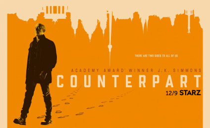 Counterpart Creator Justin Marks on Season 2 and the Seriousness of Violence