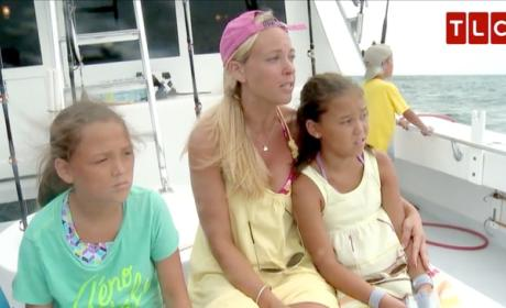 Boat Trip - Kate Plus 8