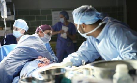 Was That an Earthquake?  - Grey's Anatomy Season 11 Episode 15