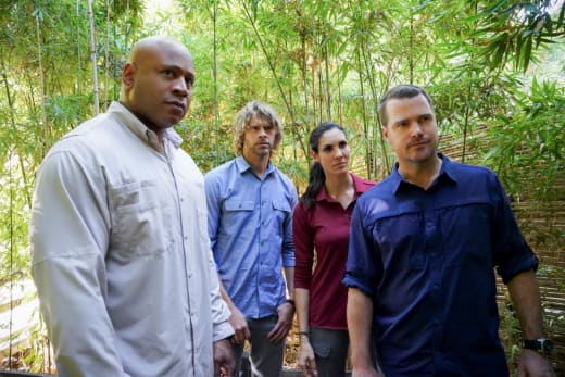Strangers in a Strange Land - NCIS: Los Angeles Season 9 Episode 14