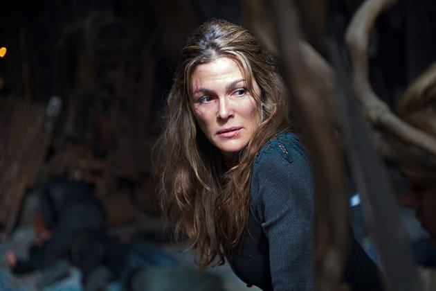 Unchipped - The 100 Season 3 Episode 16