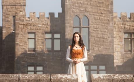 Adelaide Kane as Mary