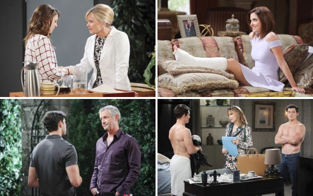 The paternity test days of our lives