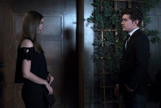 Awkward Date Night - The Fosters Season 5 Episode 3