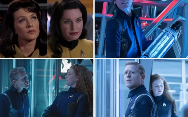 Vertical number one star trek discovery season 2 episode 4