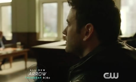 He's Back! - Arrow