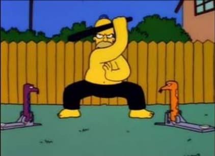 Watch The Simpsons Season 4 Episode 20 Online