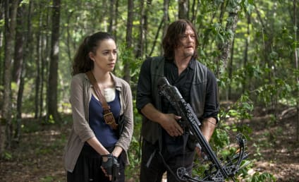 The Walking Dead Season 8 Episode 11 Review: Dead or Alive Or