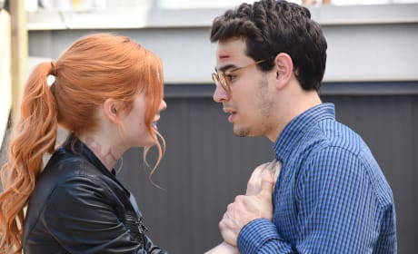 You have my heart - Shadowhunters Season 1 Episode 3