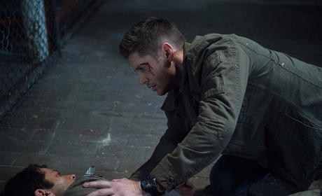 There for a friend - Supernatural Season 11 Episode 3