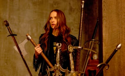 Wynonna Earp Canceled After Four Seasons at Syfy