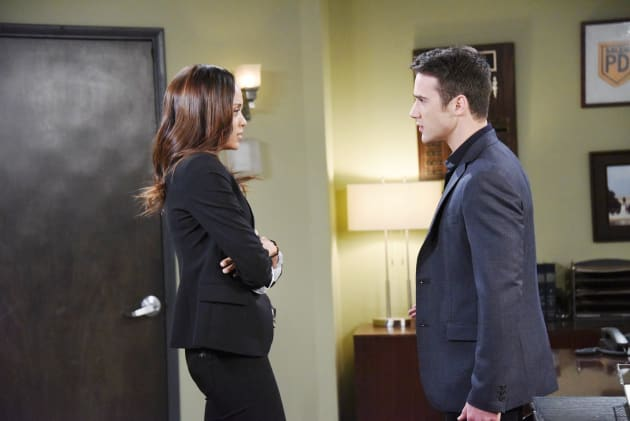 Lani Tells JJ the Truth - Days of Our Lives